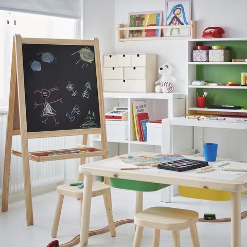 decoración infantil muebles de ikea
