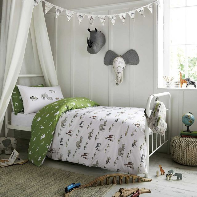 decoración infantil decorado con animales