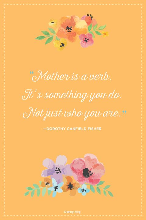 56 Best Mothers Day Quotes And Poems - Meaningful Happy Mother's Day Sayings