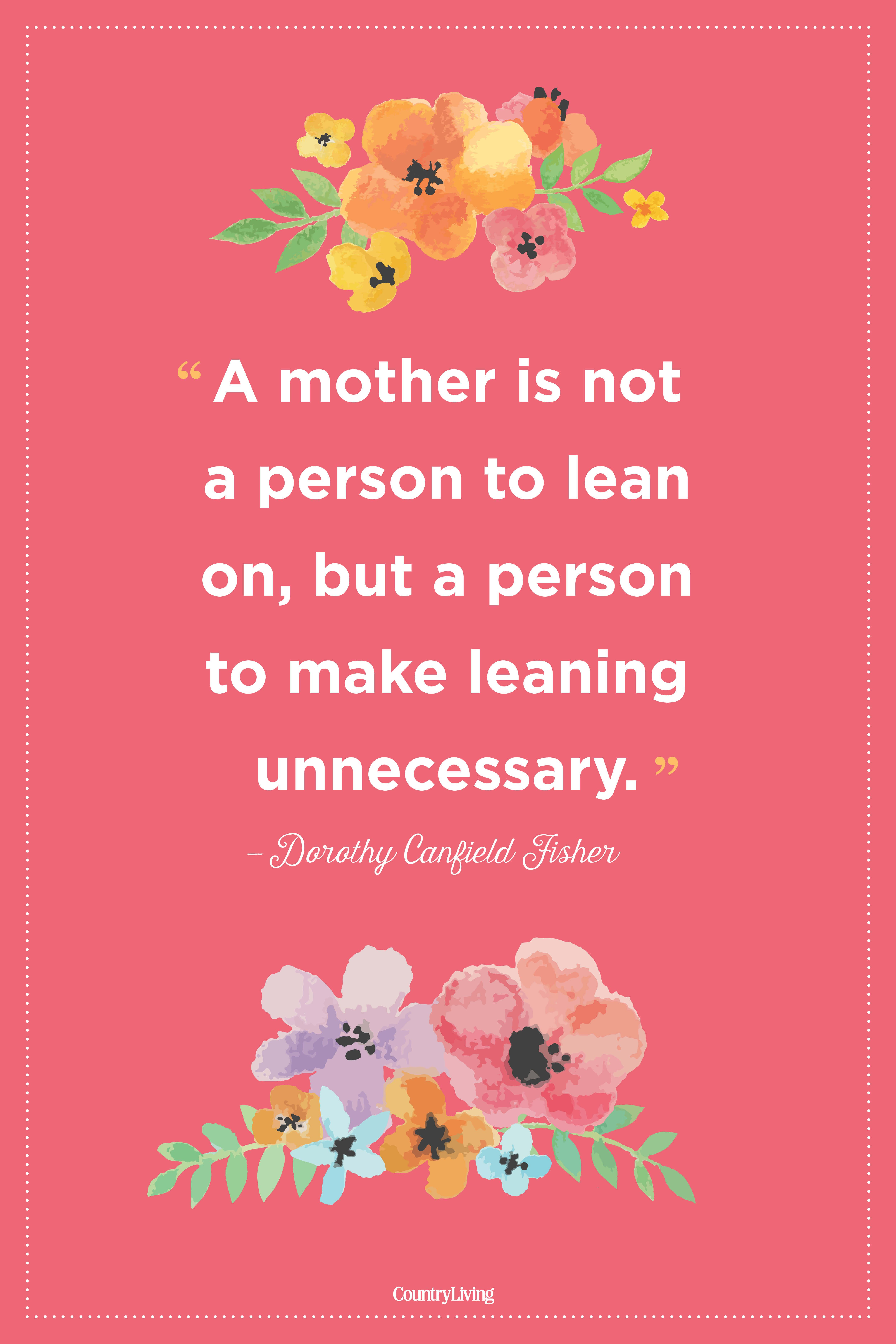 35 Mother\'s Day Quotes That Prove Your Mom Is A Superhero ...