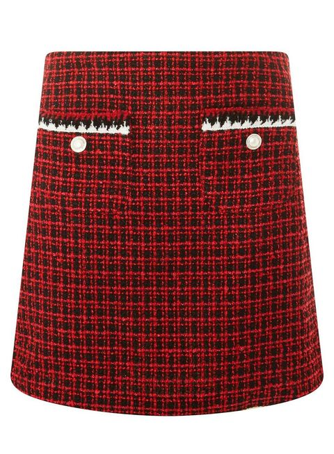 4e0b87d021 Holly Willoughby's Dorothy Perkins Mini Skirt Is On Sale And It's A ...