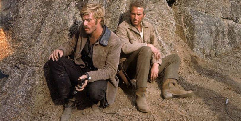 Cine clásico en La 2: 'Dos hombres y un destino', con Robert Redford y Paul Newman