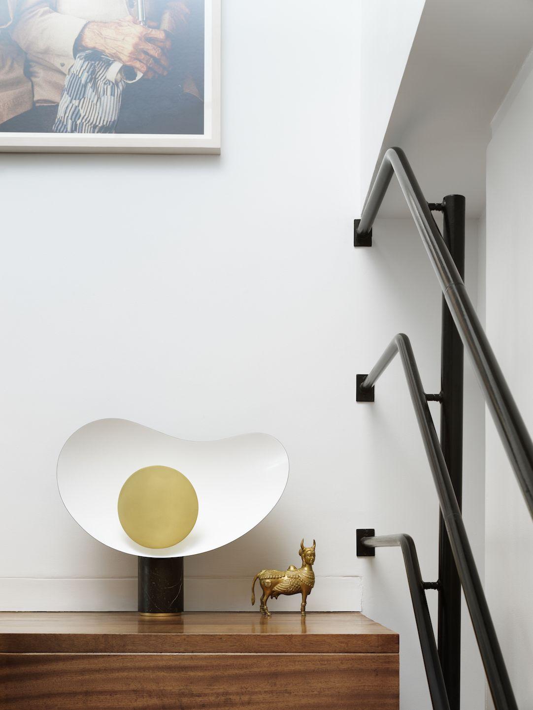 Doshi Levien's lighting debut is a sculptural tour de force