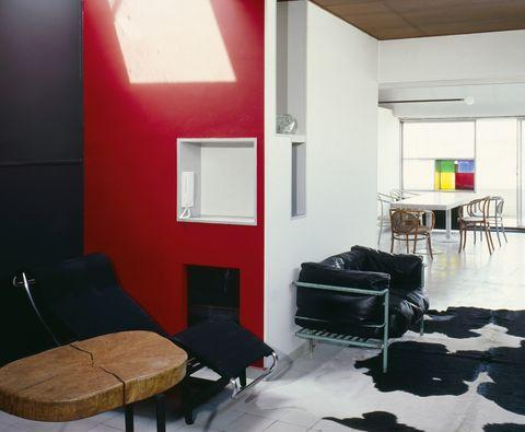 Appartamento Studio 24 NC, Le Corbusier, Nungesser-et-Coli, Parigi, Francia