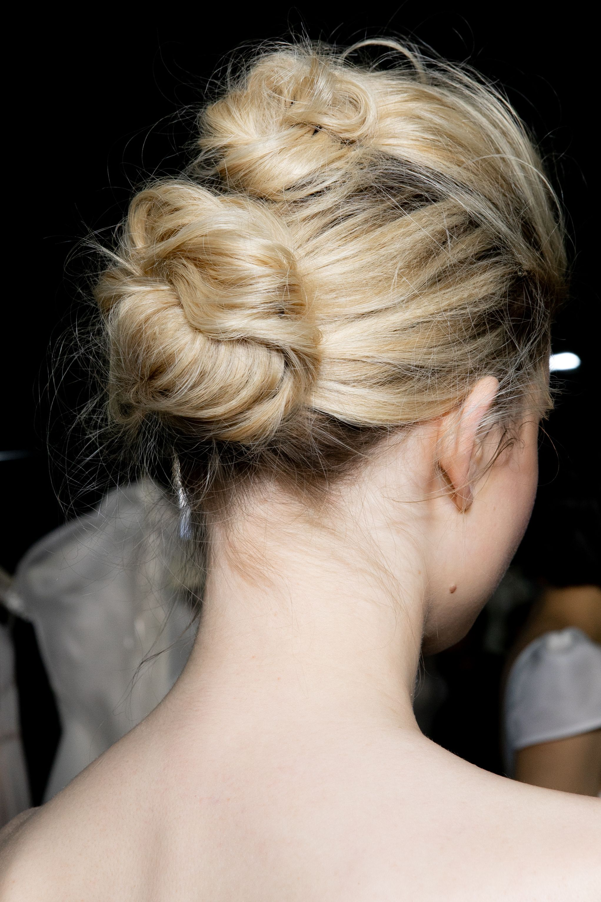 Double Bun - Best Updos for Long Hair