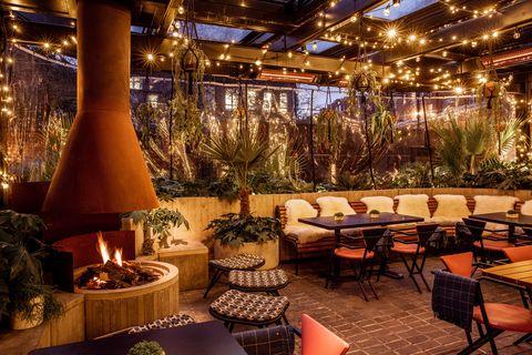 best winter terraces