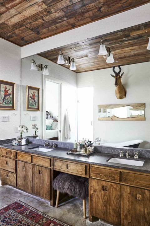 Countertop, Room, Furniture, Ceiling, Property, Interior design, Kitchen, Building, Cabinetry, House,