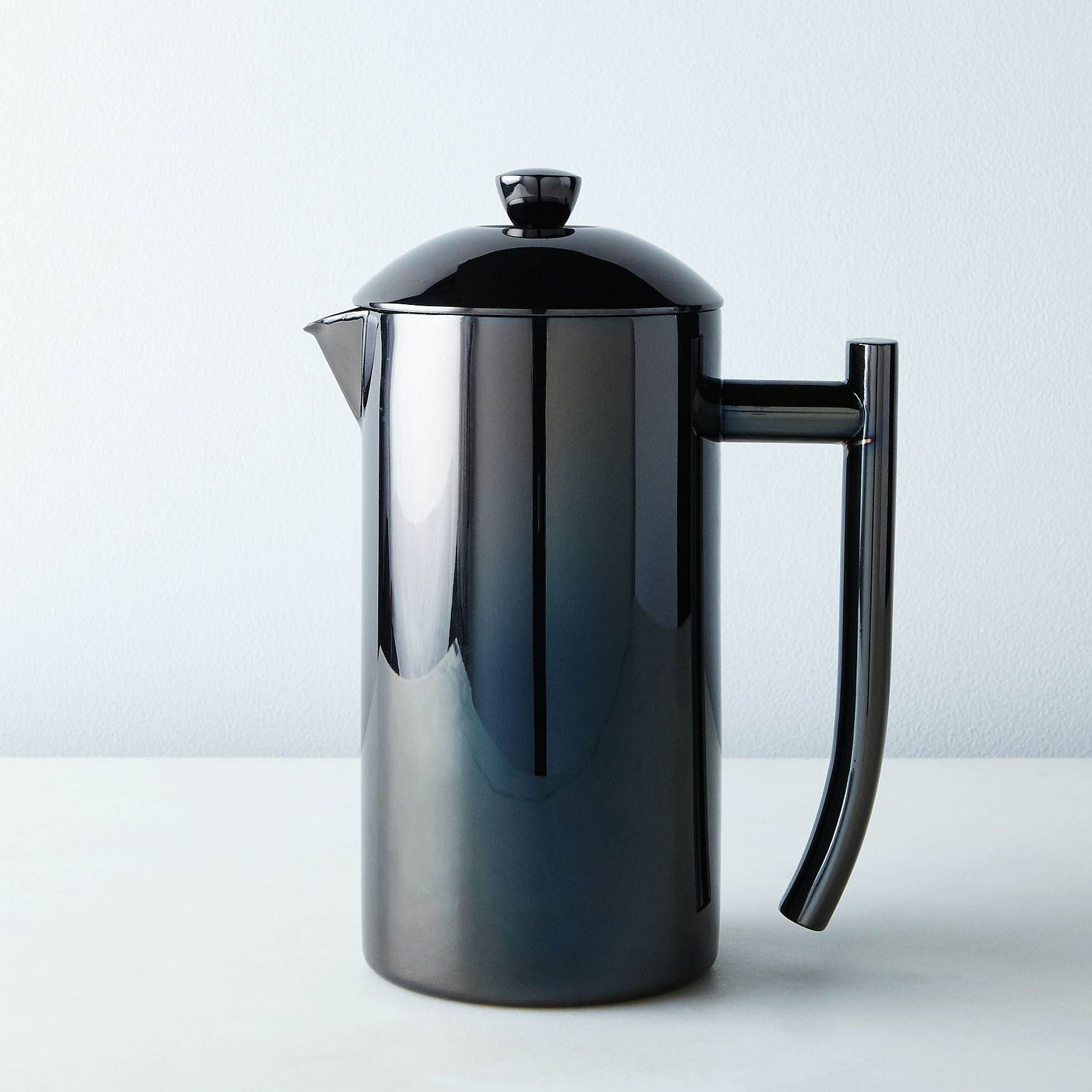 Double Walled Black French Press