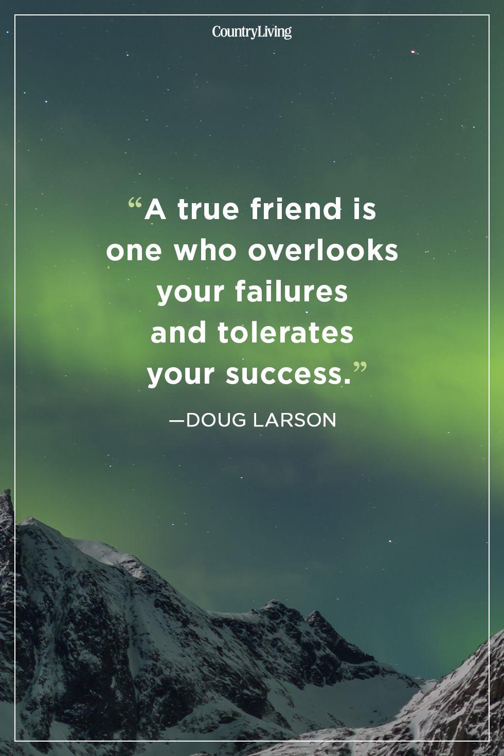 Doug Larson Success Quote
