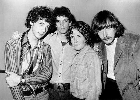 """""""Velvet Underground"""" Portrait"""