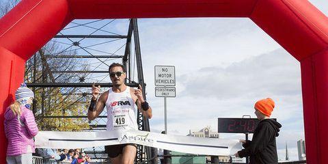 Doug Fernandez, 54, wins 2014 Harrisburg Marathon