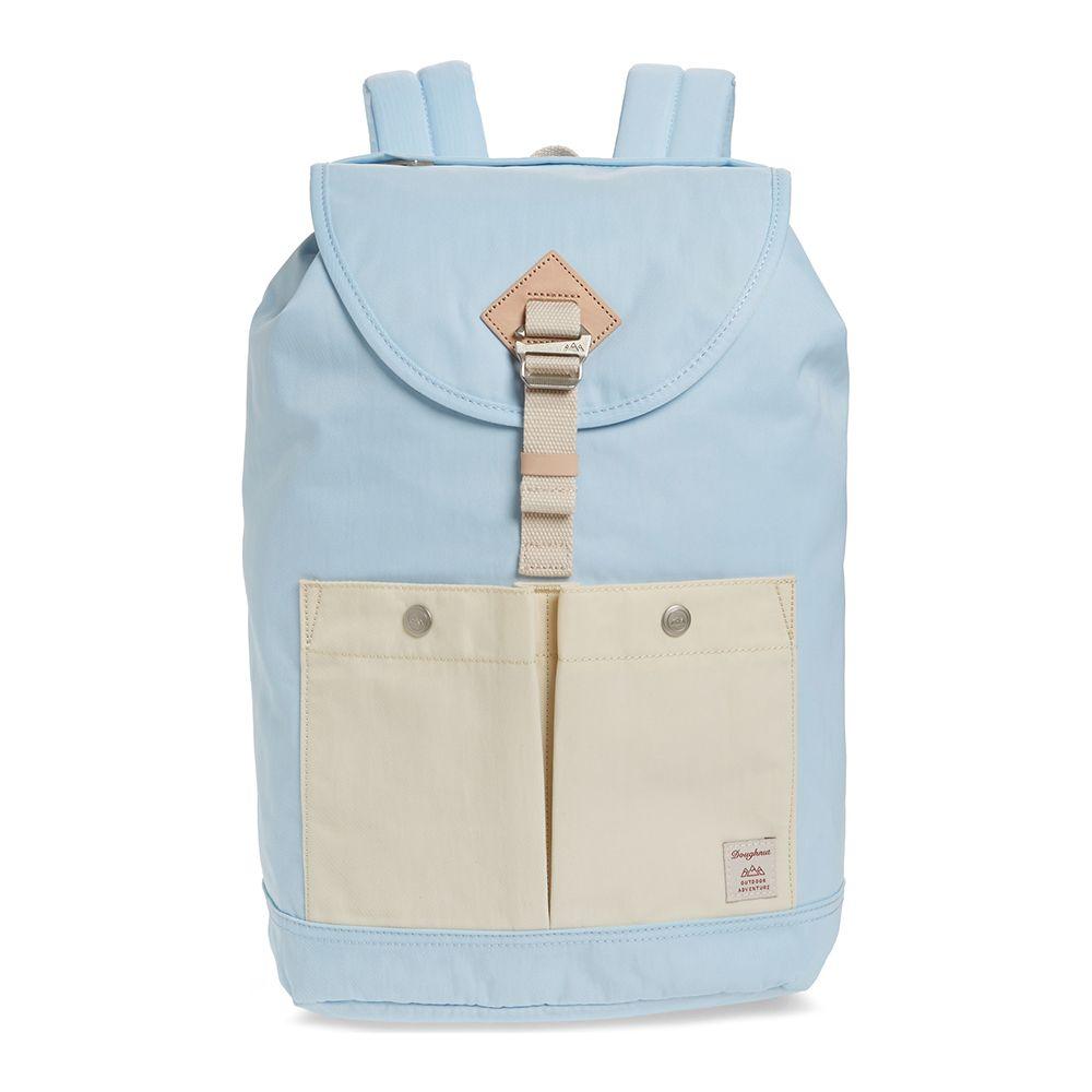 doughnut blue montana backpack