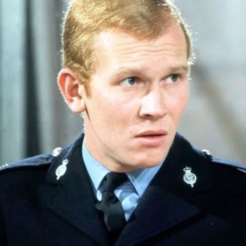 Former EastEnders and Z Cars actor Douglas Fielding dies, aged 73