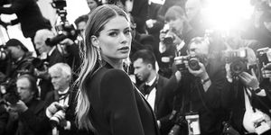 Doutzen Kroes - beauty interview