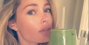 green juice doutzen kroes meghan markle
