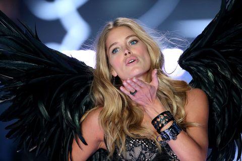 2014 victoria's secret fashion show   runway