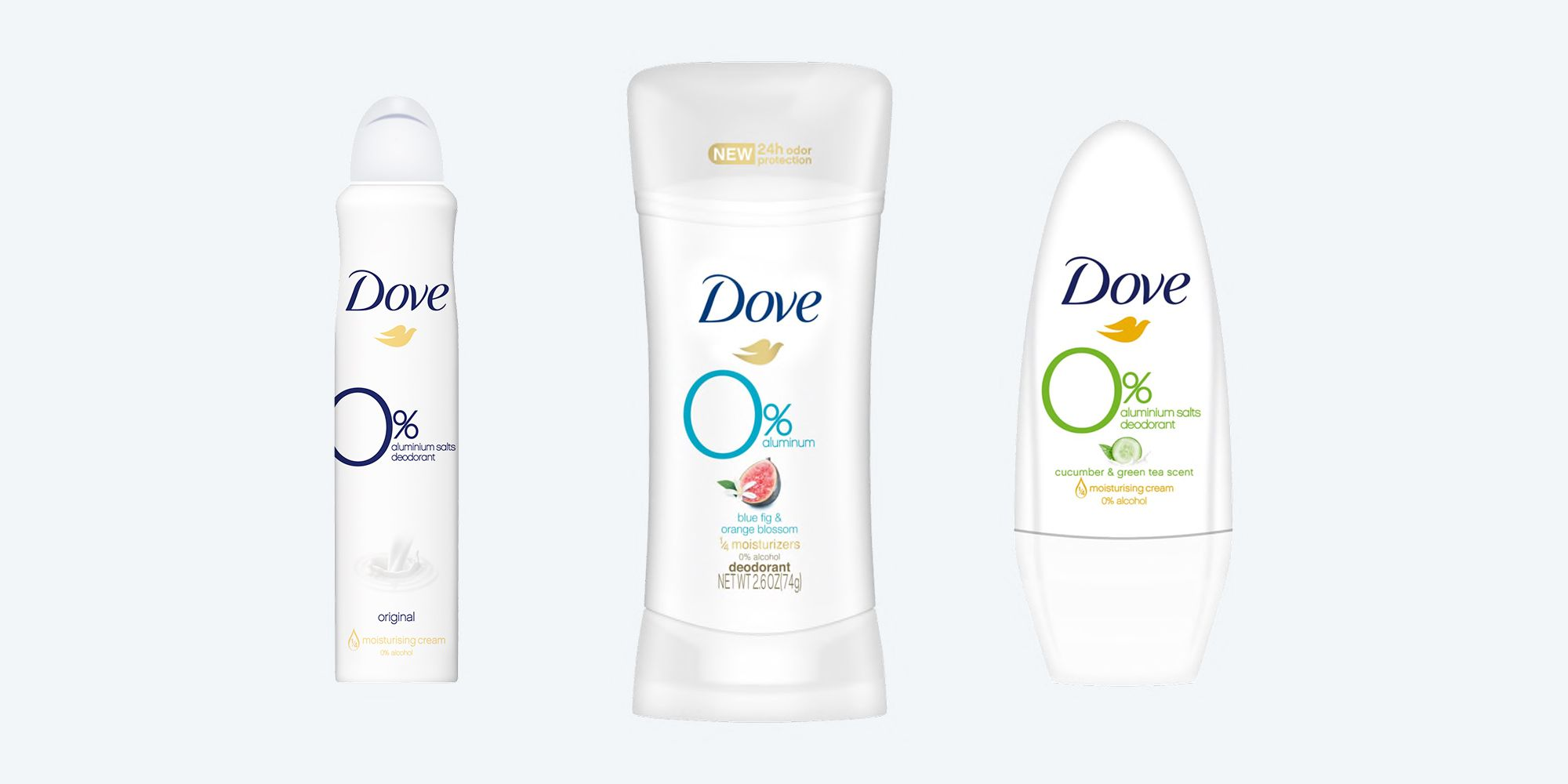 17 Best Natural Deodorants for Women - All-Natural and