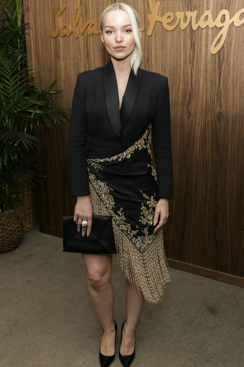 ELLE x Ferragamo Hollywood Rising Party - Arrivals