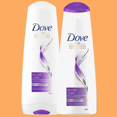 meilleure sélection de détaillant en ligne vente limitée Dove Silver Care Shampoo and Conditioner Review