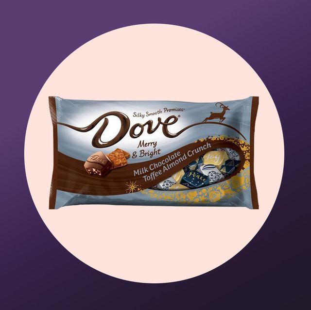 dove milk chocolate toffee almond crush