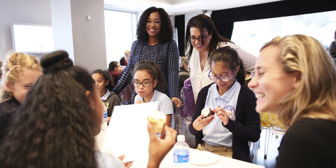 Dove Girl Collective Gives Girls a Self-Esteem Boost at School