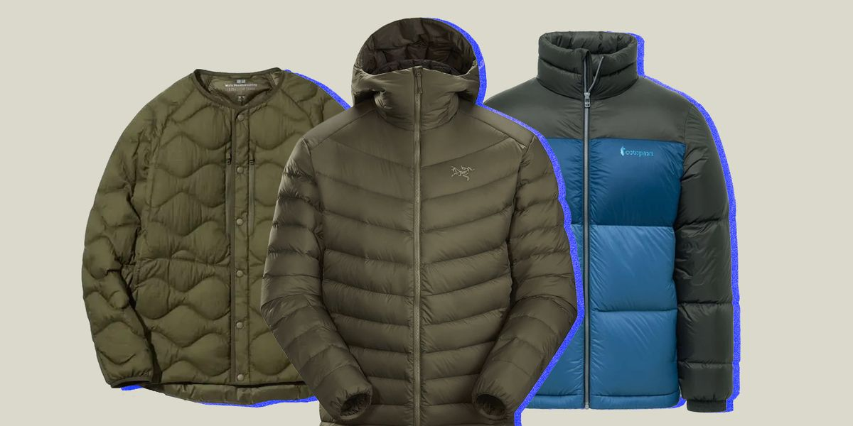 The 5 New Down Jackets We Can't Wait to Wear