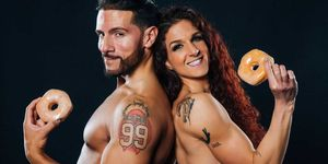Sarah Reinecke and Juan Rodriguez