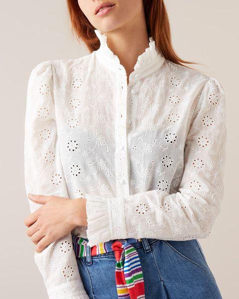 bijenkorf-blouse