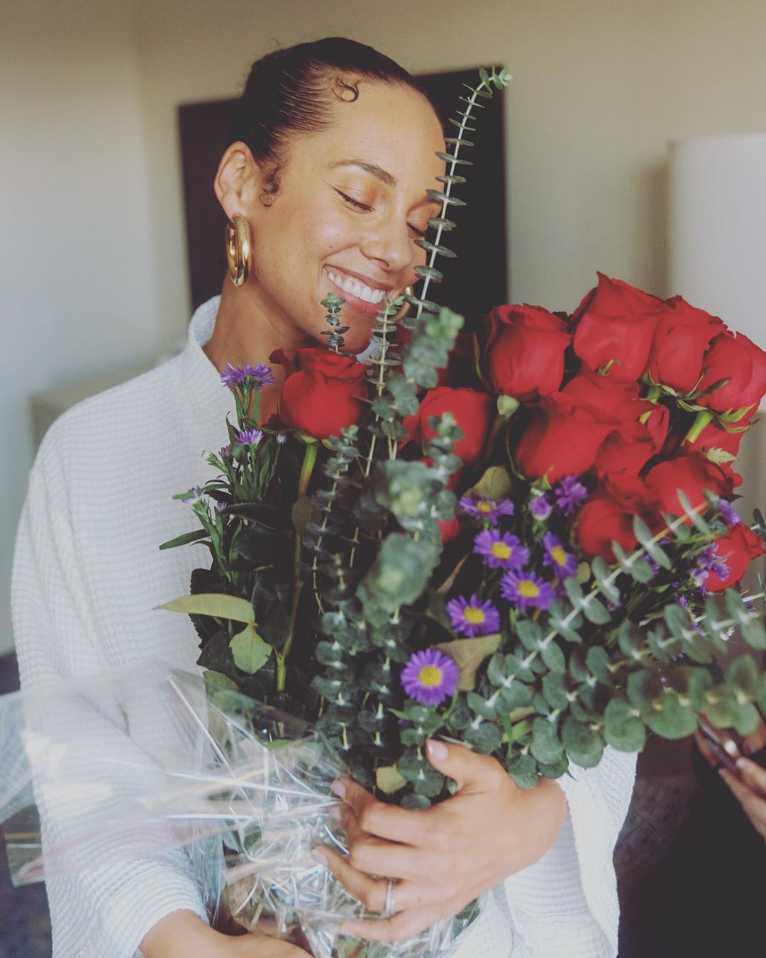 How Your Favorite Celebrity Couples Are Celebrating Valentine's Day on Instagram