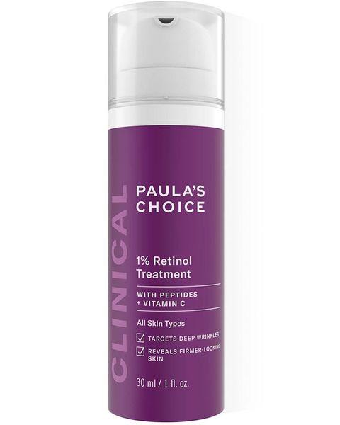 paula's choice clinical 1 retinol treatment   serum