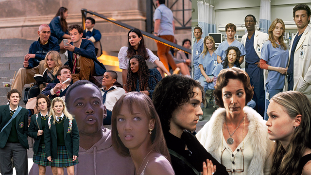 back to school movies and tv shows