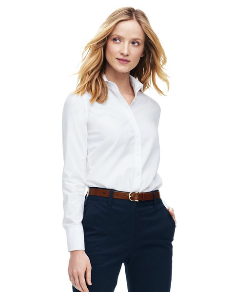 Capsule wardrobe: white shirt