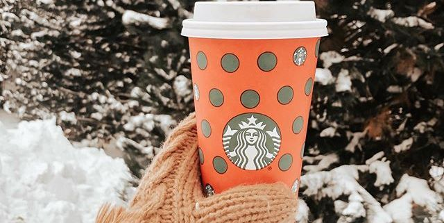 Starbucks Has The Best Happy Hour Deal Of All Time Today: BOGO Holiday Drinks