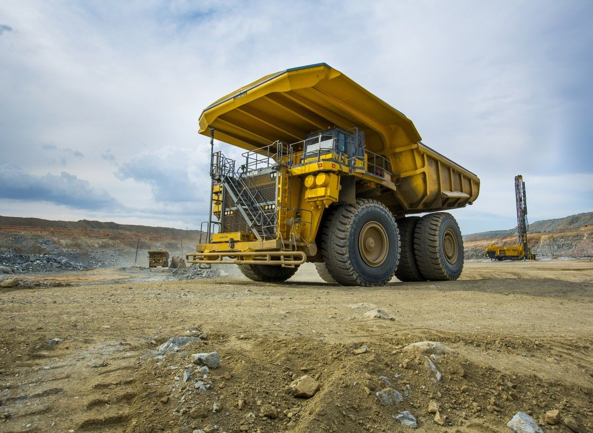 This Mining Truck Will Be the World's Largest Electric Vehicle