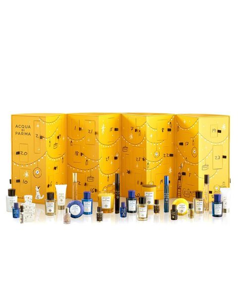 acqua di parma adventskalender