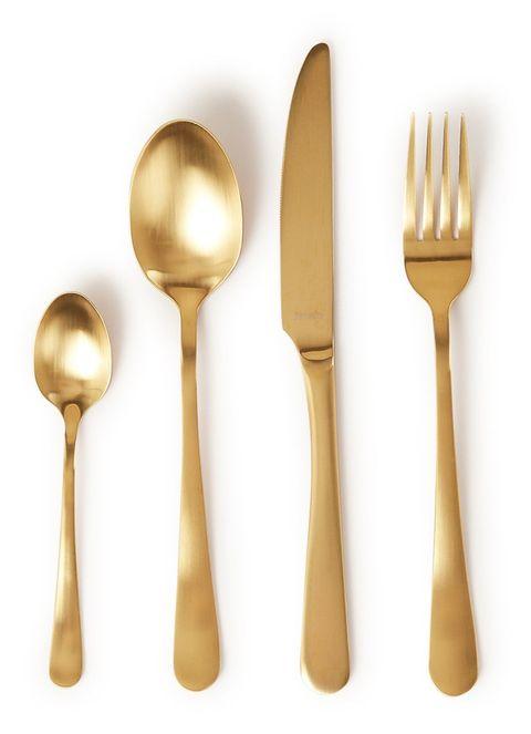 gouden bestekset van amefa