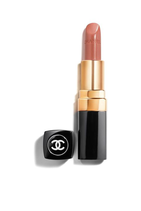 Lipstick, Cosmetics, Red, Product, Beauty, Lip care, Pink, Beige, Liquid, Brown,