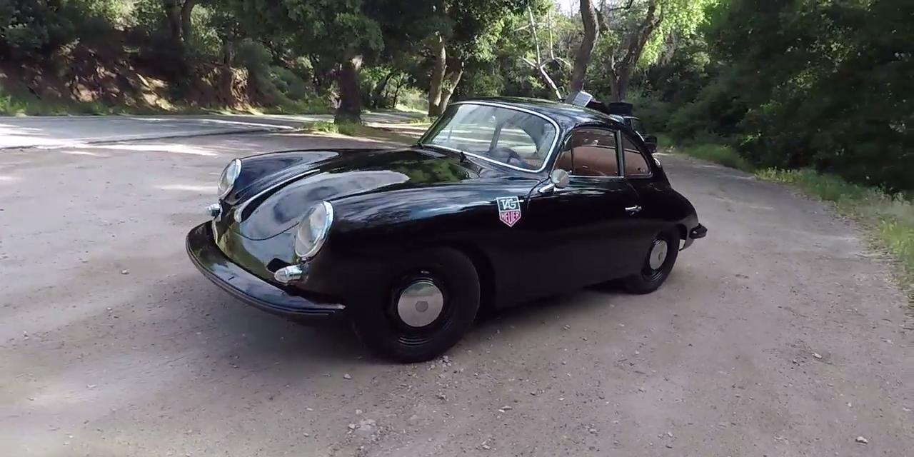 Driving a Final Year Porsche 356C