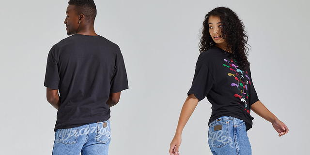 c90ecfae Lil Nas X Turned His 'Wrangler' Lyric Into a Full Wrangler Collection