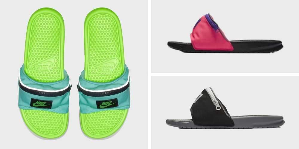 298097ba6c9c Nike Is Reportedly Making Fanny Pack Slides for the Summer
