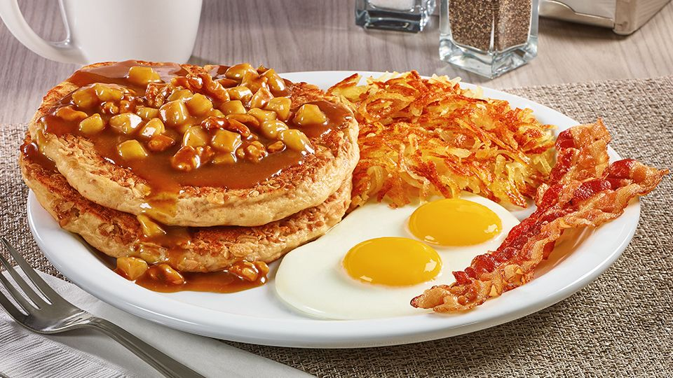 Denny's Is Selling A Ton Of Food Infused With Bourbon To Get You Into The Fall Spirit