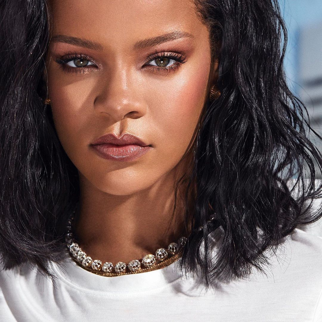 Rihanna Just Sneakily Announced Fenty Beauty Is Launching Brow Products