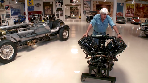 Hispano Suiza 8 Jay Leno Seems To Have A Spare Unit Of Everything Just In Case