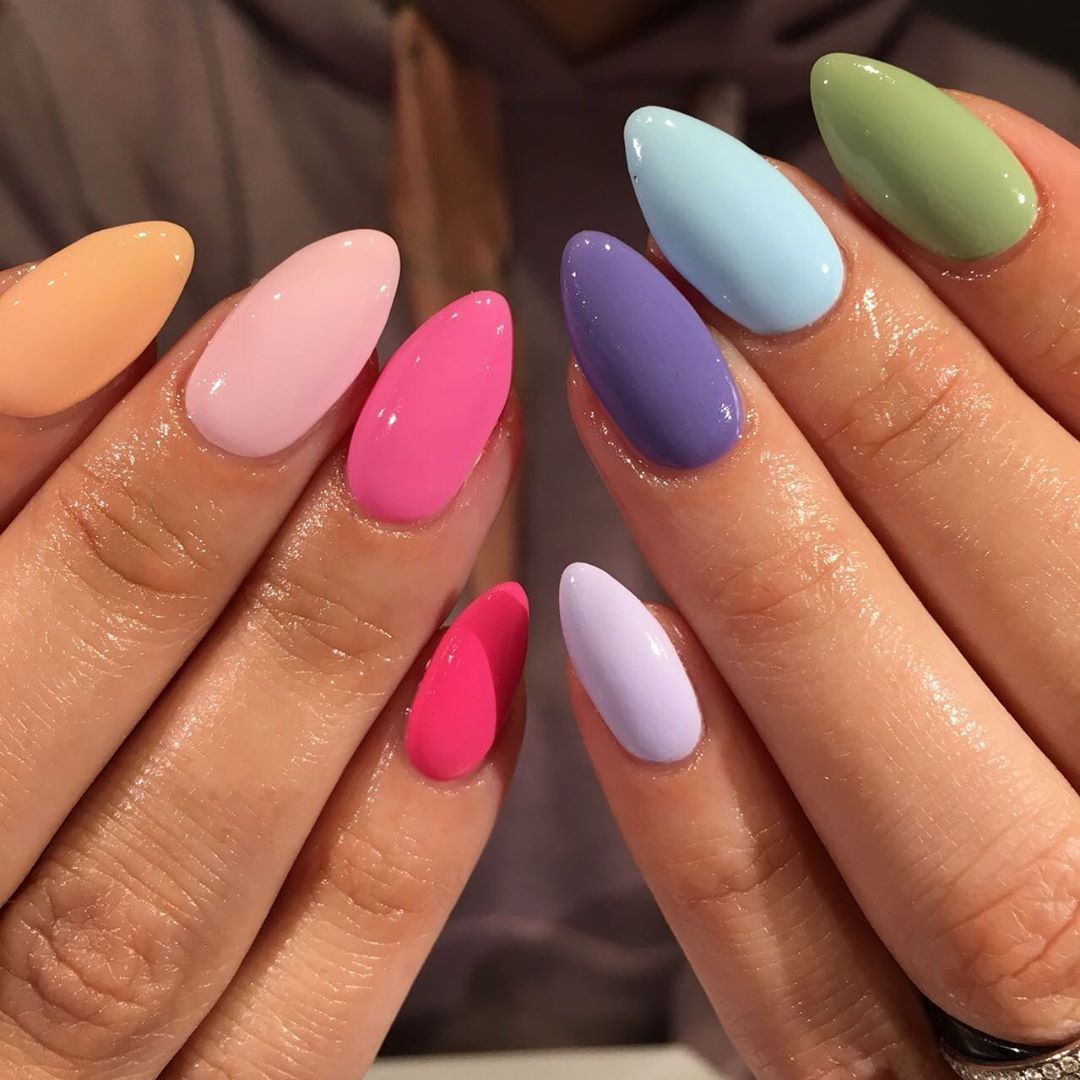 A Detailed Guide to Every Type of Manicure , Manicures List