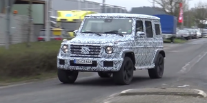 2019 Mercedes Benz G Class Interior Pictures Show The New Wagon Is