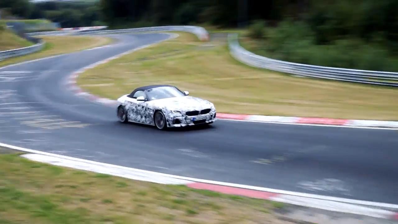 c179f84b8f73 2019 BMW Z4 M40i Nurburgring Lap Time - New Z4 Quicker Than M2