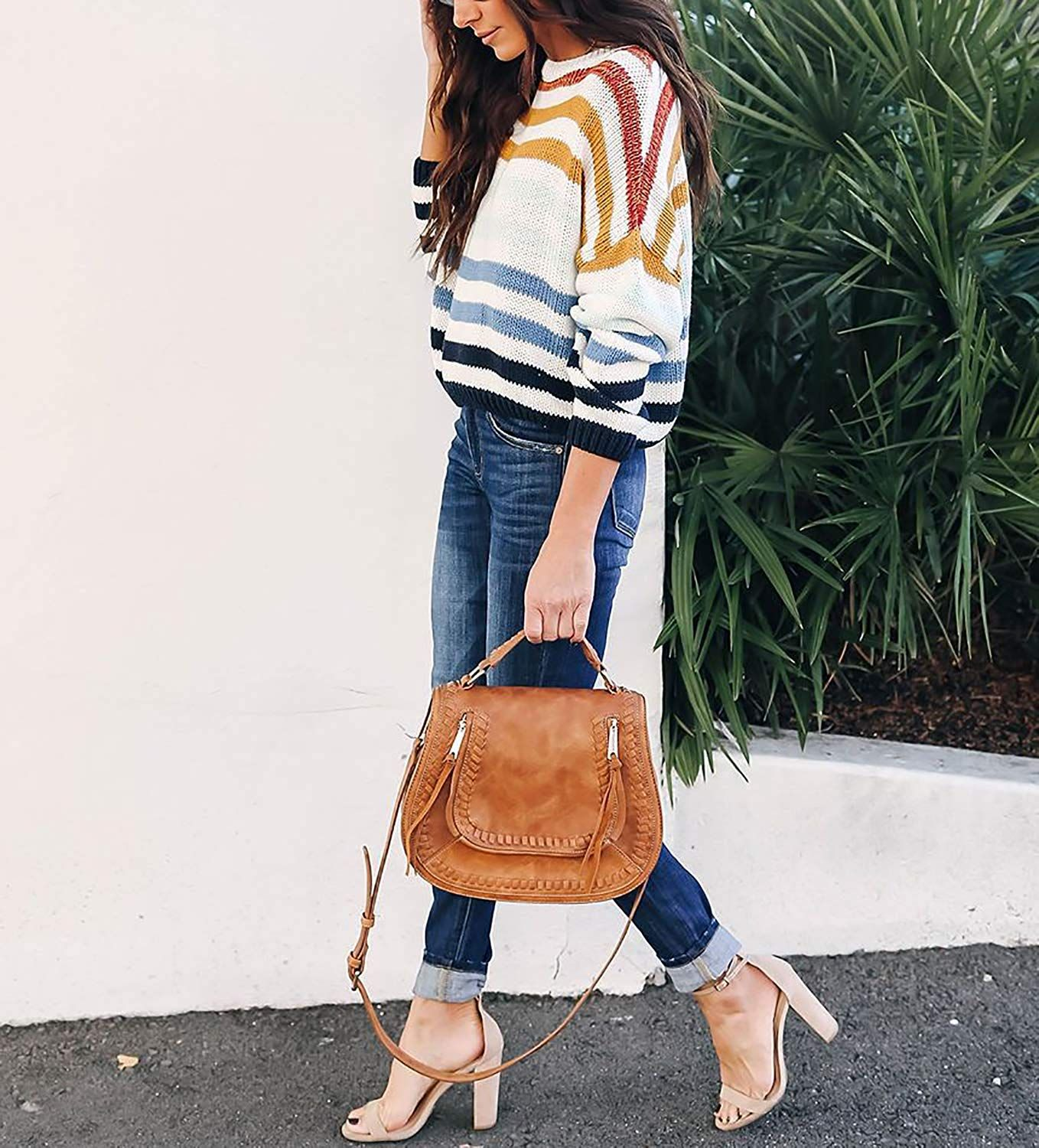 I Just Found the Striped Sweater of Your Dreams. You're Welcome.