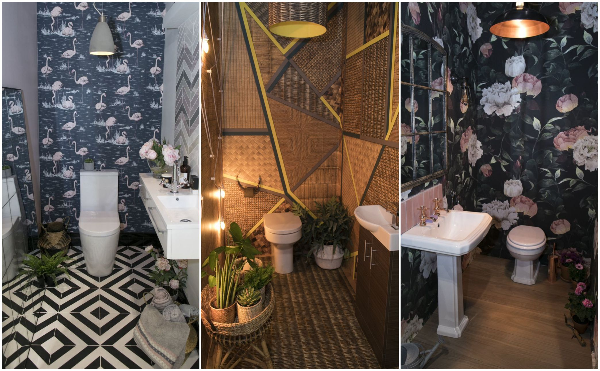 9 Bold and Quirky Downstairs Toilet Ideas From Grand Designs Live