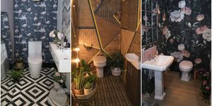 The Lavatory Project, Grand Designs Live - downstairs toilet design ideas