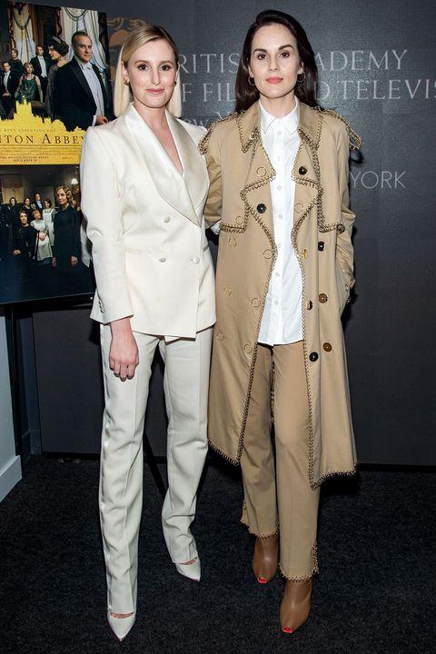BAFTA 'Downton Abbey' TV show, screening, New York, USA - 15 Sep 2019